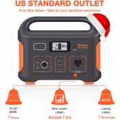 Today Only! Have Power Anywhere you Need it with the Jackery Portable Power...