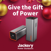 Give the Gift of Power with this Portable Laptop Charger!