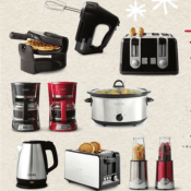 JCPenney Black Friday! Cooks Small Appliances $7.99 (Reg. $40-60)