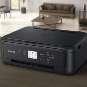 Amazon Black Friday! Canon Wireless Printer with Scanner and Copier $39.99...