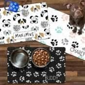 Jane: Custom Name Pet Mat, 12″ x18″ $12.99 (Reg. $18.99) + Free Shipping