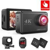 Amazon Black Friday! D5 Native 4K EIS Action Camera $19.99 After code (Reg....