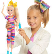 Target Black Friday! JoJo Siwa 18″ Doll $12.50 (Reg. $24.99)