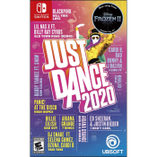 Amazon: Just Dance 2020 Nintendo Switch or Wii or Xbox One $24.99 (Reg....