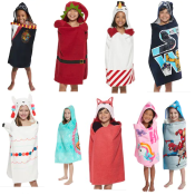 Kohl's Cyber Monday! Hooded Bath Wraps for Kids as low as $5.11 (Reg. $21.99)