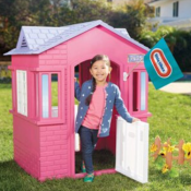 Walmart Black Friday! Little Tikes Princess Cottage Playhouse $74.98 (Reg....