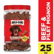 Amazon: Milk-Bone Soft & Chewy Dog Treats as low as $6.76 (Reg. $15.99)...