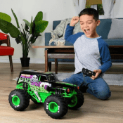Kohl's Black Friday! Monster Jam Remote-Controlled Vehicles as low as $11.99...