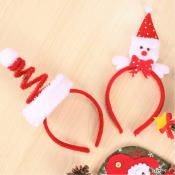 Amazon: Pack of 8 Christmas Headbands $15.95 (Reg. $22.95) - FAB Ratings!