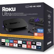Walmart Black Friday! Roku Ultra Streaming Media Player $99 (Reg. $199)...
