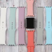 Hurry! Jane: Silicone Apple Watch Bands $5.99 (Reg. $49.99)+ Free Shipping...