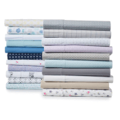 Kohl's Cyber Monday! The Big One Easy Care 275 Thread Count Sheet Set –...