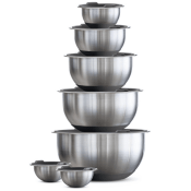Sam's Club: Tramontina 14-Piece Covered Stainless-Steel Mixing Bowl Set...