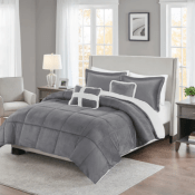 Kohl's Cyber Monday Deal! True North Sherpa Comforter Sets, All Sizes as...