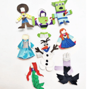 Hurry! Jane: Unique Ribbon Hair Clips $2.99 (Reg. $9.99) + Free Shipping...