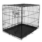 Walmart Black Friday! Vibrant Life Dog Folding Crate $17.99 (Reg. $32)