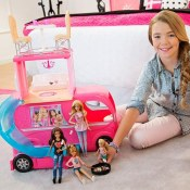 Amazon: Barbie Pop-up Camper $62.58 (Reg. $99.99) FAB Ratings + Free Shipping