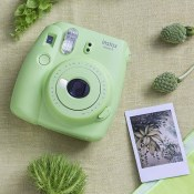 Amazon Black Friday! Fujifilm Instax Mini 9 Instant Camera in Lime Green...