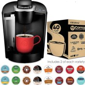 Today Only! Amazon: Save on the Keurig K-Classic Coffee Brewer and K-Cup...