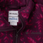 Columbia Black Friday Doorbusters 50% off! → Frozen II Girls Fleece Jacket...