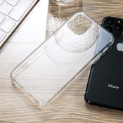 Amazon: iPhone 11 Case-Clear $1.50 After Code (Reg. $9.99) - FAB Ratings!