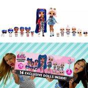 Target Black Friday! L.O.L. Surprise! Amazing Surprise with 14 Dolls &...