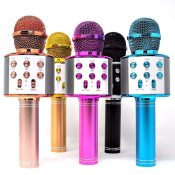 Jane: Bluetooth Karaoke Microphone $19.99 (Reg. $42) + Free Shipping!