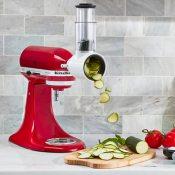 Macy's Black Friday! KitchenAid 5-Qt. Tilt-Head Stand Mixer & Fresh Prep...