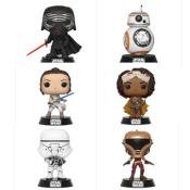 Amazon Black Friday! Funko Pop Star Wars Episode 9 BOGO DEAL = $5.62 (Reg....