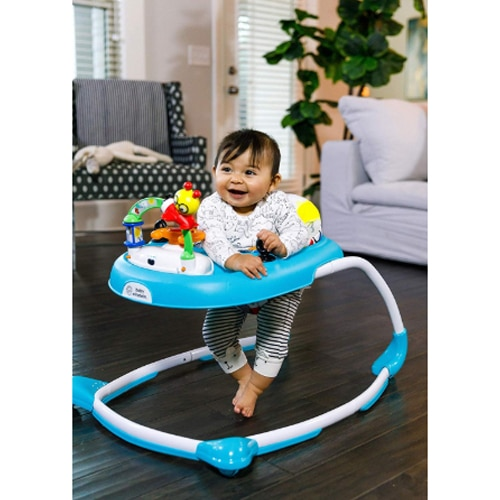 Amazon Sky Explorers Walker With Wheels And Activity