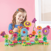 Amazon Holiday Deal! 117 Pcs Learning Resources Build & Bloom Building...
