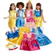 Today Only! Amazon Holiday Deal! 21-Piece Disney Princess Dress Up Trunk...