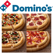 Domino's Cyber Week!: 50% Off All Pizza at Menu Price (Ends 12/8)