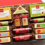 Macy's: 50% Off Hickory Farms Meat & Cheese Gift Sets