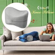 Amazon: Contour Knee Pillow for Side Sleepers $8.99 After Code (Reg. $14.99)