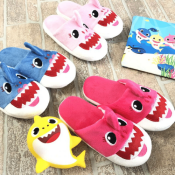 GroopDealz: Adorable Shark Slippers $10.99 (Reg. $26.99)