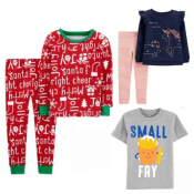 Hurry! Carter's Holiday Deal! Buy One Get One FREE Clearance Sale + FREE...