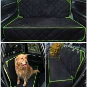 Amazon: Car Seat Cover for Dogs $19.99 After Code (Reg. $39.99)