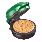 Macy's: Christmas Tree Mini-Waffle Maker $13.49 after Code (Reg. $21.99)