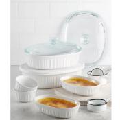 TODAY ONLY! Macy's Holiday Deal: Corningware 10-Pc. Bakeware Set $29.99(Reg....