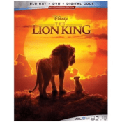 Walmart Cyber Week! Disney The Lion King (2019) Blu-ray/DVD/Digital $15.67...