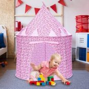 Amazon Holiday Deal! ENKLOV Kids Tent Indoor & Outdoor Playhouse $17.99...