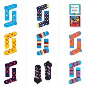 Amazon Holiday Deal! Happy Socks On Sale as low as $6.65 (Reg. $14.99+)