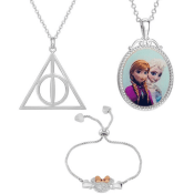 Kohl's: Harry Potter & Disney Jewelry as low as $12.60 (Reg. $40+) + Free...