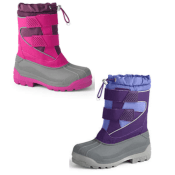 Lands' End Holiday! 2 Colors! Kids Snow Boots $14.98 After Code (Reg....