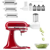Best Buy: KitchenAid Pasta Cutter & Fresh Prep Attachment Bundle $99.99...