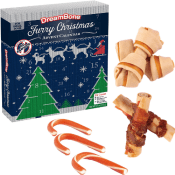 Today Only! Amazon Cyber Week! Rawhide Free Dog Chews Advent Calendar $9.74...