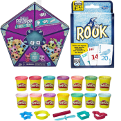 Today Only! Amazon: Save up to 40% on Nerf, Play-Doh, and Hasbro Games!