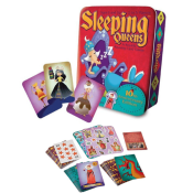 TODAY ONLY! Amazon: Sleeping Queens 10th Anniversary Tin Card Game $10.25...