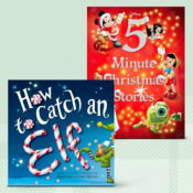 Target Cyber Monday! Spend $20 and Save $5 on books!